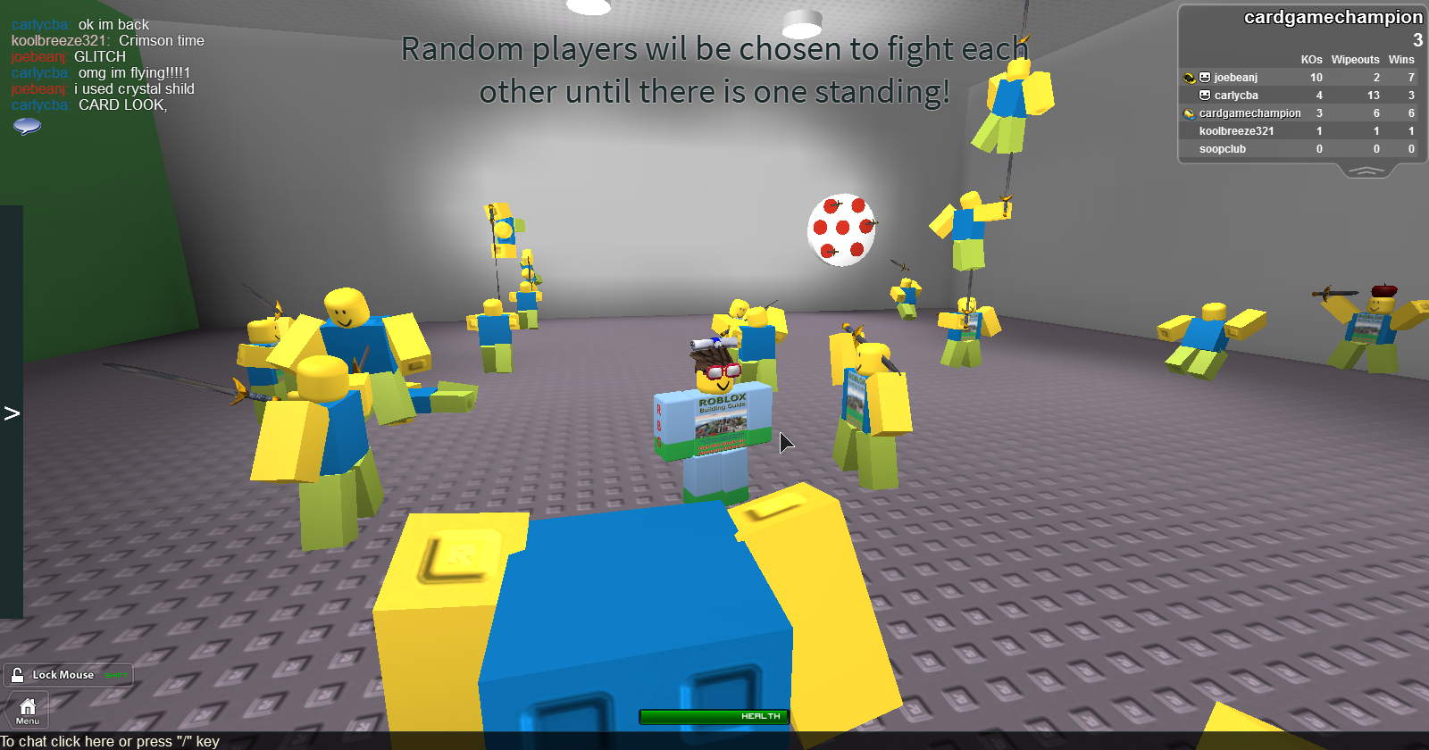 Game overview sword fighting battles roblox building guide sword fighting battles lobby baditri Gallery